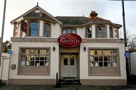 Truffles Restaurant & Guest House: 9 New Street, Antrim, ANT
