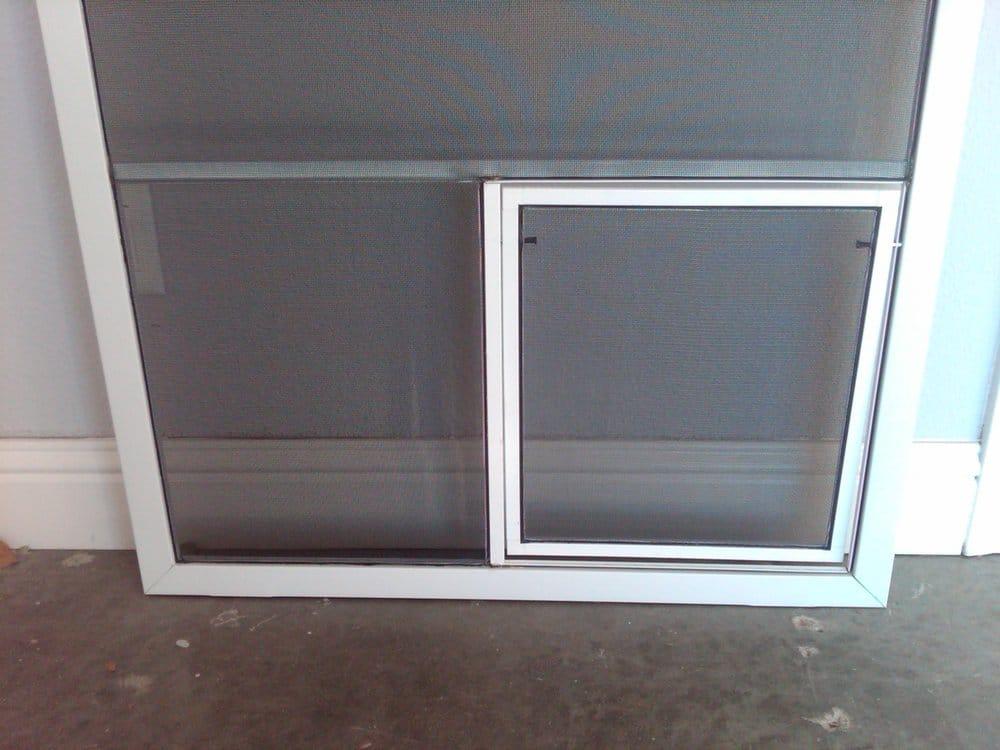 Patio Screen Pet Doors Yelp