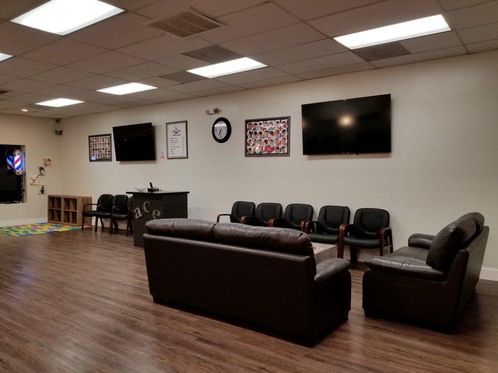 Ace Barber Shop: 302 Industrial Ct SE, Leesburg, VA