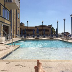 Photo Of Crystal Beach Hotel Ocean City Md United States Pool In