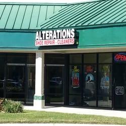 Gunn Hwy Alterations & Shoe Repairs logo
