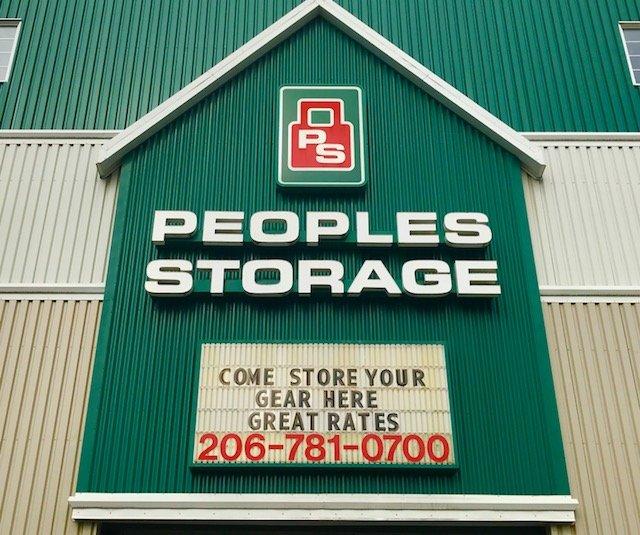 Peoples Storage Ballard Fremont
