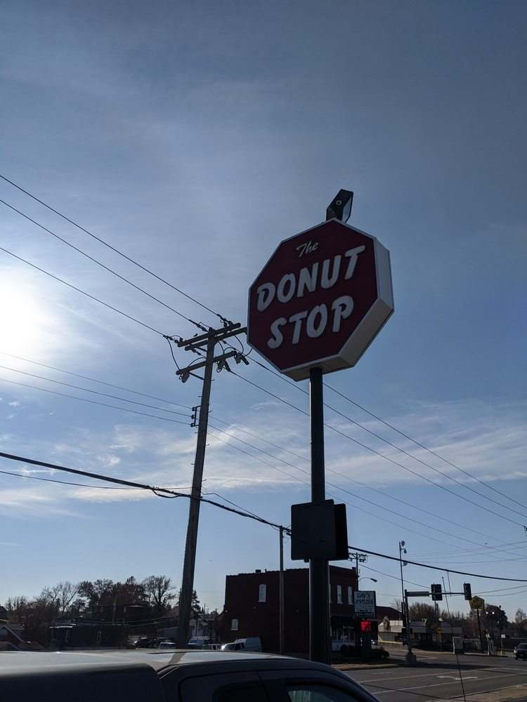 The Donut Stop: 1101 Lemay Ferry Rd, Saint Louis, MO