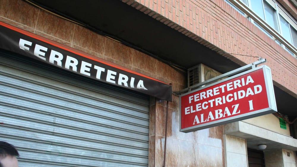 Alabaz magasins de bricolage carrer de carteros 67 jes s creu coberta valence valencia - Magasin bricolage valence ...