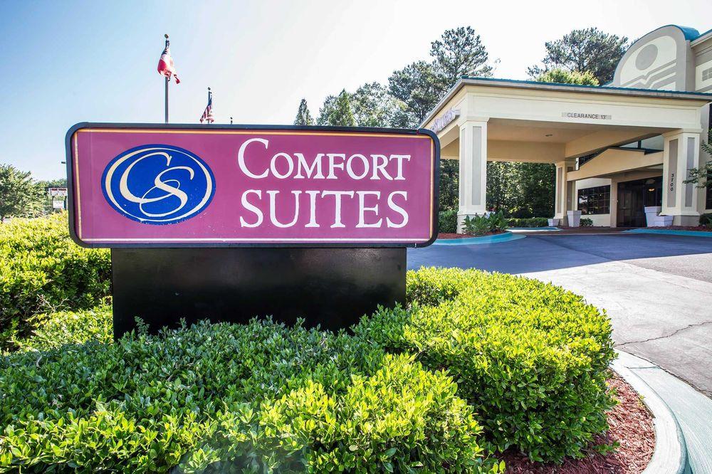 Comfort Suites Gwinnett Place - 34 Photos & 16 Reviews - Hotels ...