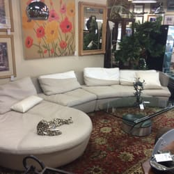 Photo Of Coastal Consignments   Fort Lauderdale, FL, United States. Roche  Bobois Sectional