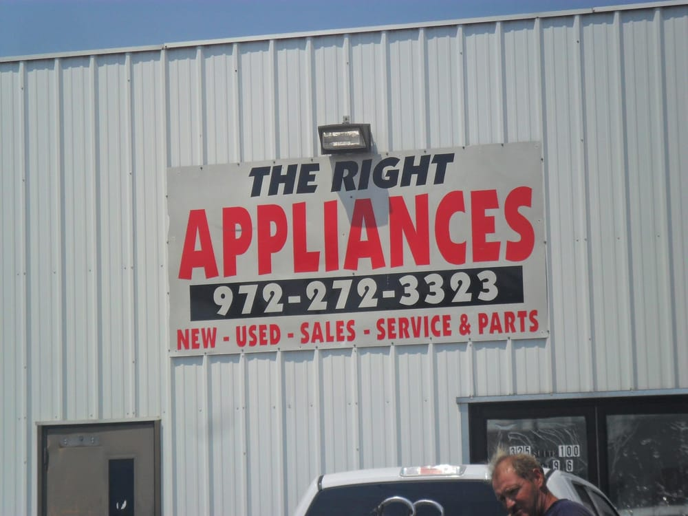 Right Appliances Appliances Amp Repair 327 S Shiloh Rd
