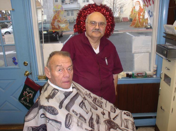 Carmen's Barber Shop: 15 S Forklanding Rd, Maple Shade, NJ