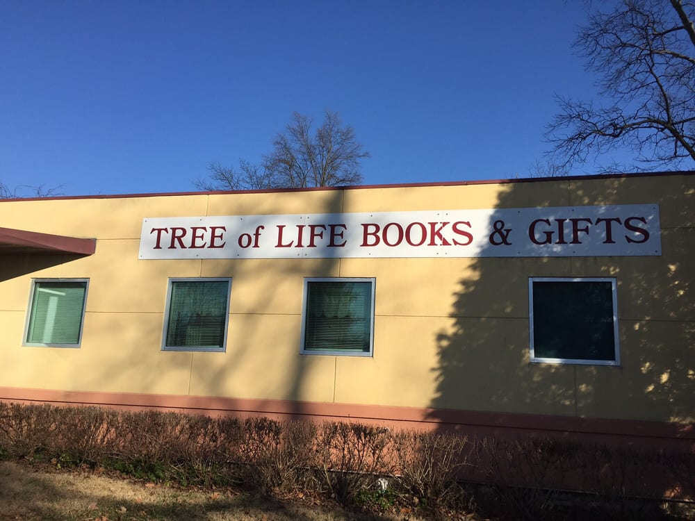Tree of Life Books & Gifts: 211 Lincoln Dr, Anderson, IN