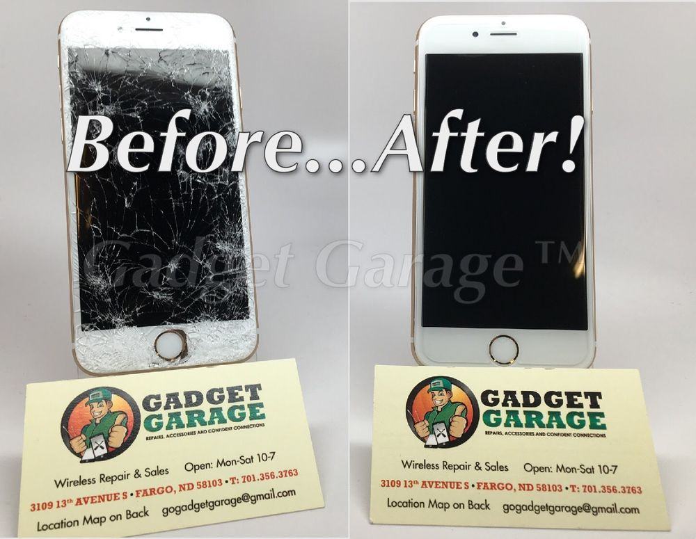 Gadget Garage: 3109 13th Ave S, Fargo, ND