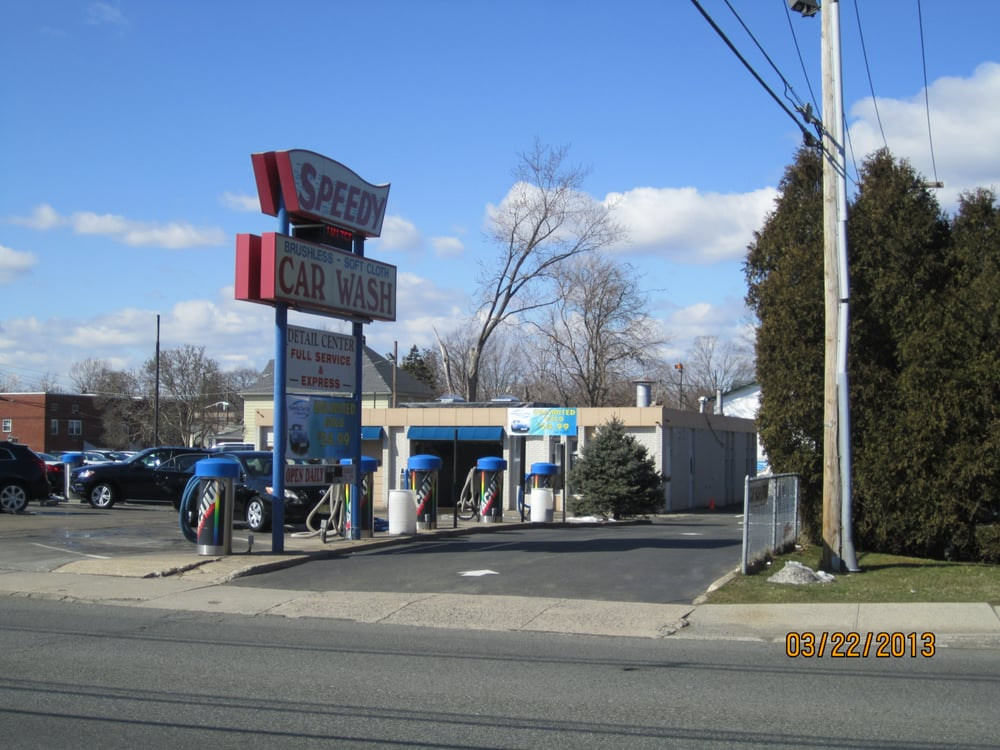 Cheap Car Wash Near Me >> Speedy Car Wash and Detail Center - Car Wash - 192 S ...
