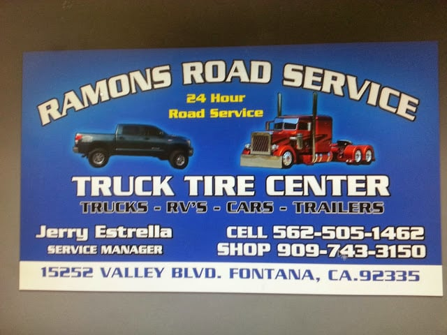 Road service business cards yelp 148 photos for 909 grafix signs printing reheart Images