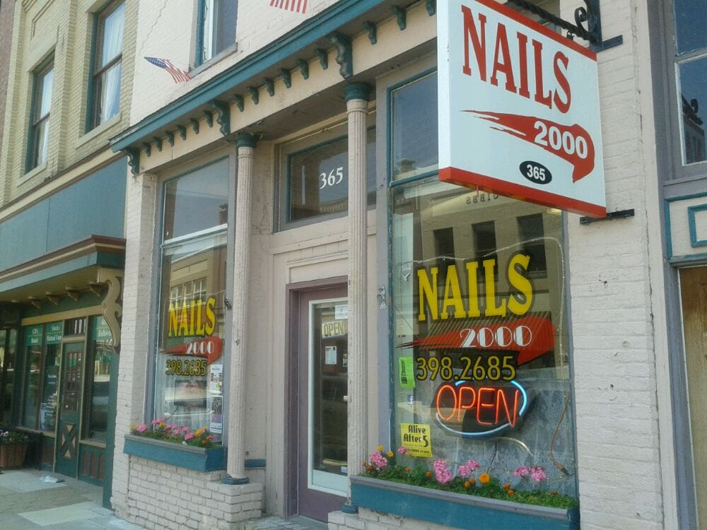 Nails 2000: 365 River St, Manistee, MI