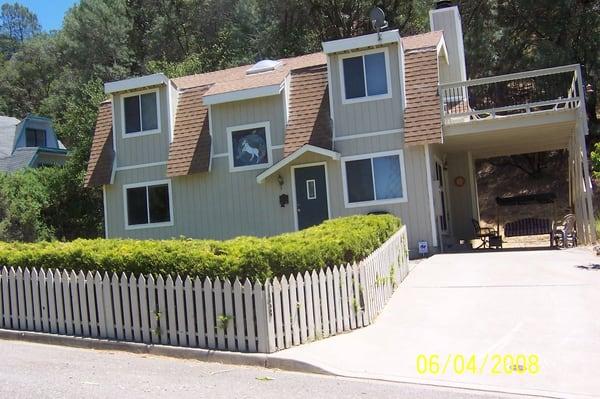 Photo Of The Unicorn House Vacation Al Lake Berryessa Ca United States