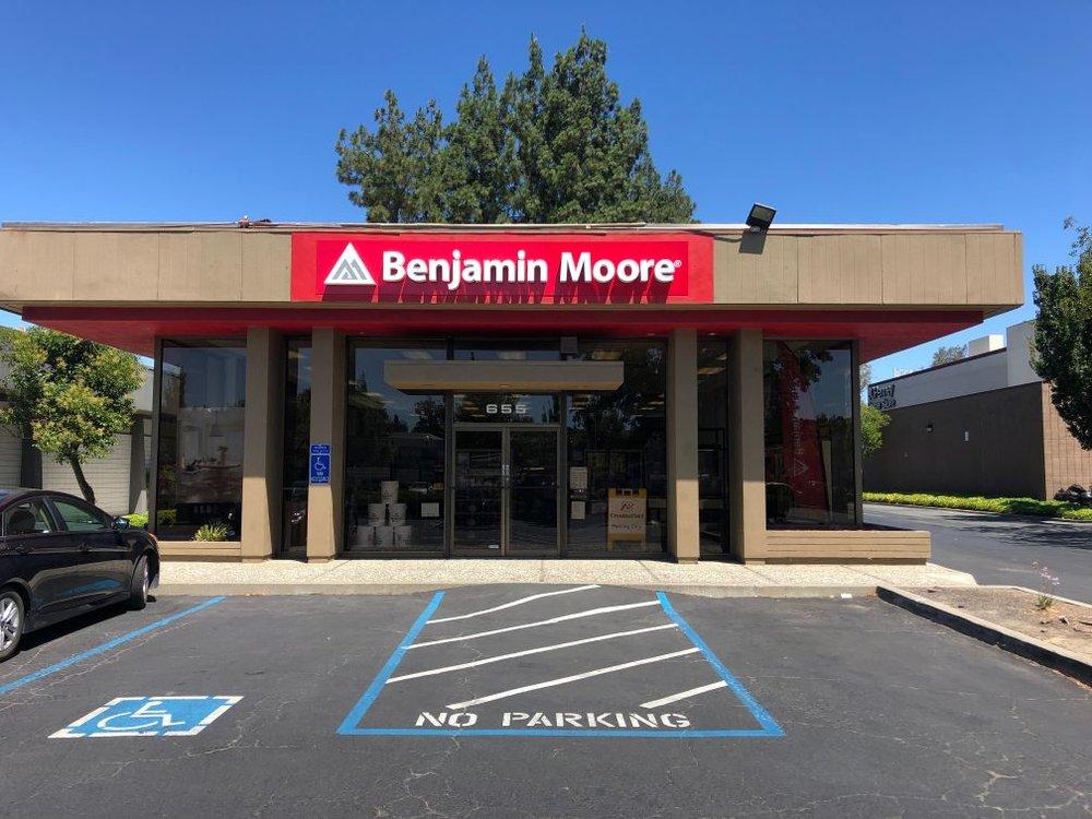 Benjamin Moore Creative Paint: 655 Contra Costa Blvd, Pleasant Hill, CA