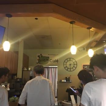 Teabo Cafe Davis Menu