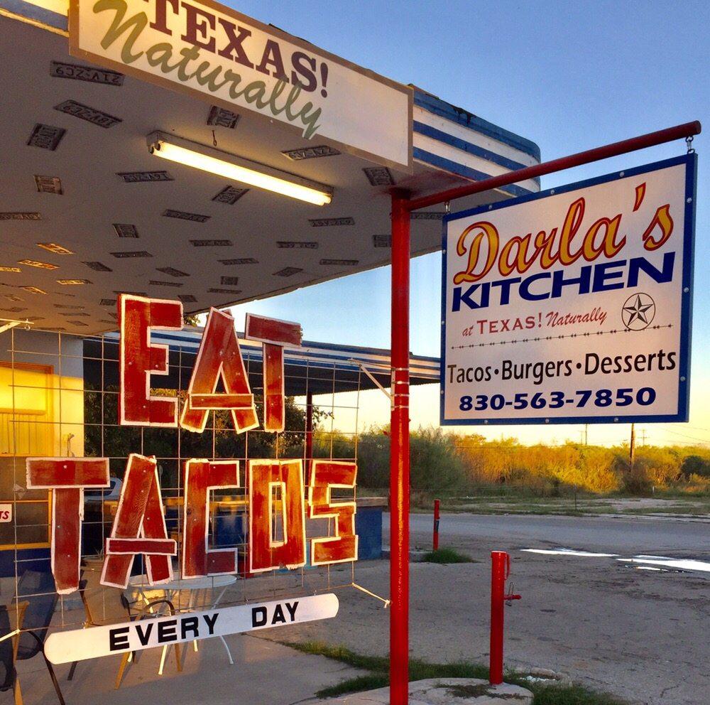 Darla's Kitchen: 108 East Military Hwy, Brackettville, TX