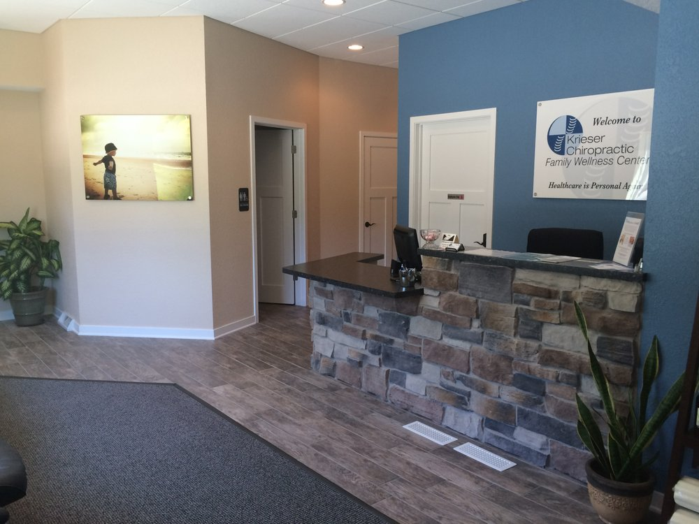 Krieser Chiropractic Family Wellness Center: W329 N4362 Lakeland Dr, Nashotah, WI