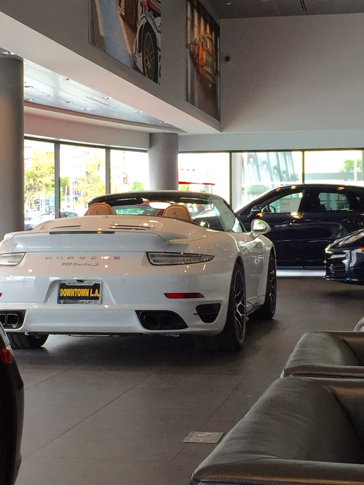 Photos for Porsche Downtown LA - Yelp