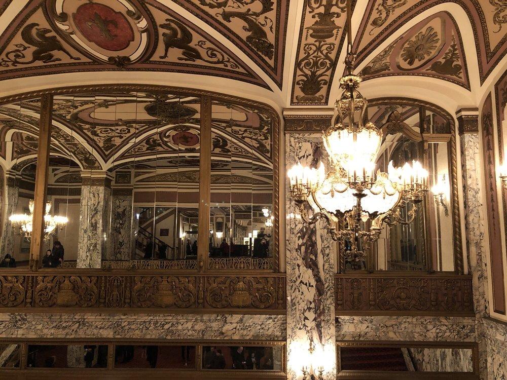 Cadillac Palace Theatre: 151 W Randolph St, Chicago, IL