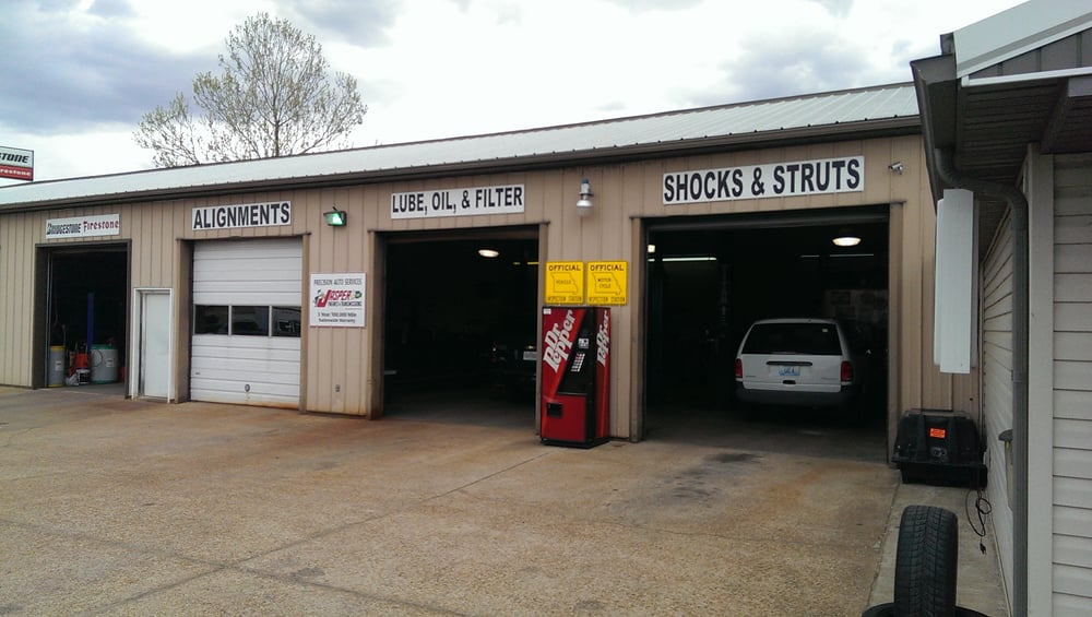 Precision Auto & Tire Services: 1024 Industrial Dr, Osage Beach, MO