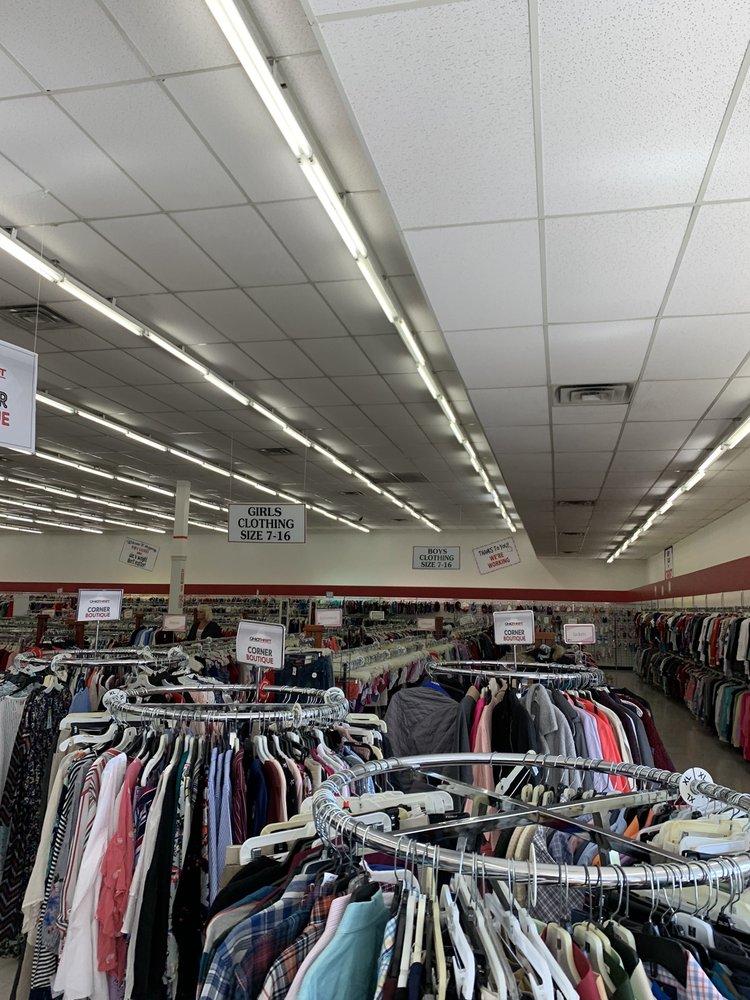 Ohio Thrift Stores: 3080 Sw Blvd, Grove City, OH