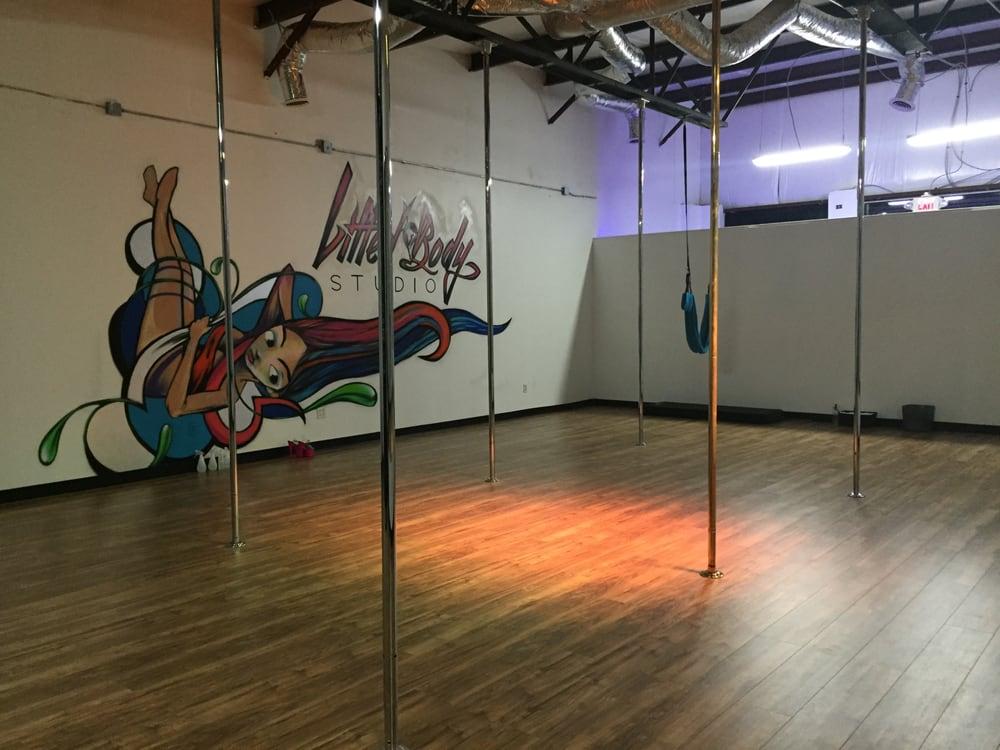 Lifted Body Studio: 2520 Hospitality Dr, Columbia, TN