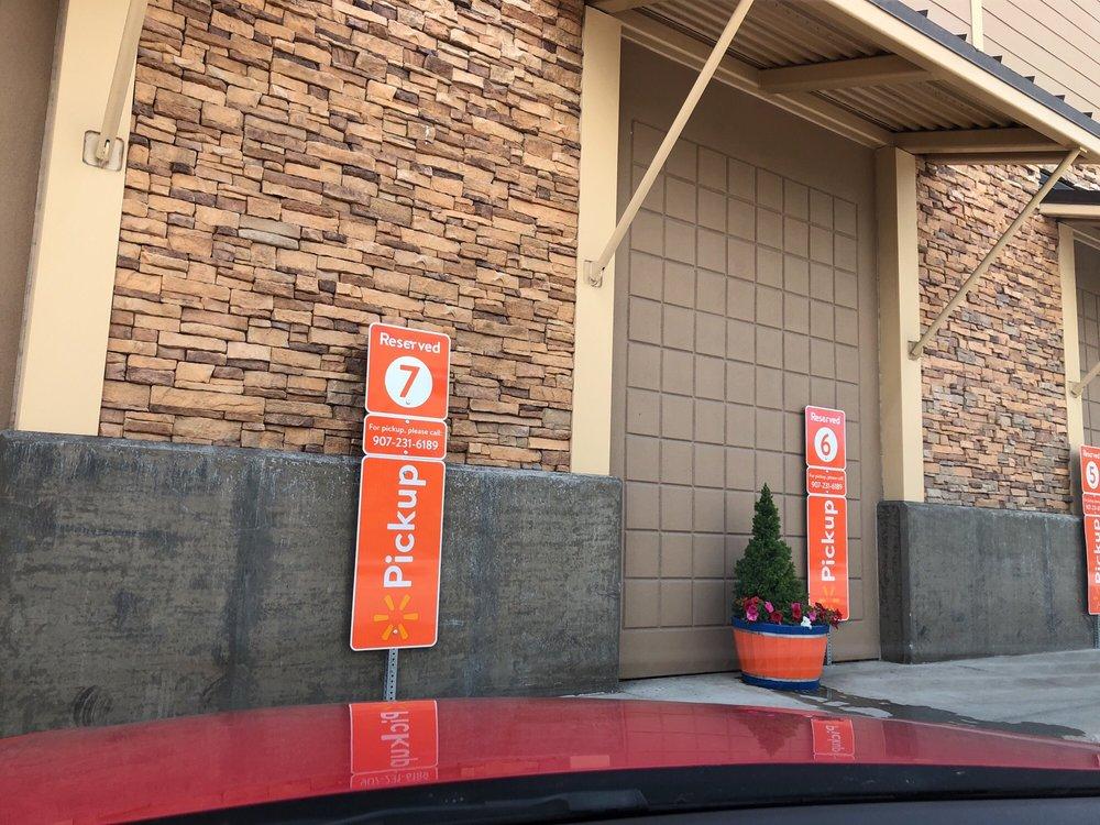 Walmart Supercenter: 8900 Old Seward Hwy, Anchorage, AK