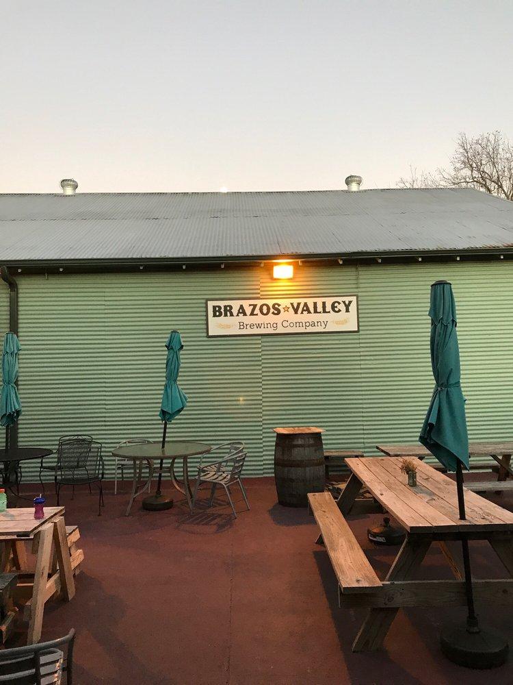 Brazos Valley Brewing Company: 206 S Jackson St, Brenham, TX