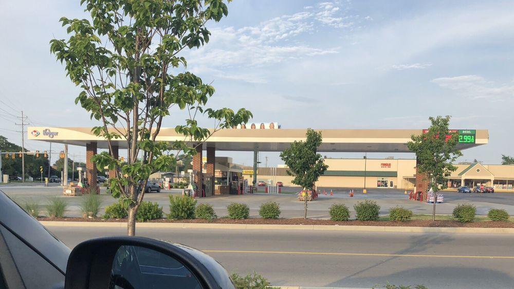 Kroger Fuel Center: 226 E Perkins Ave, Sandusky, OH