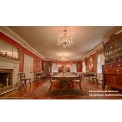 Photo Of Kaminski House Museum   Georgetown, SC, United States. Kaminski  House Dining