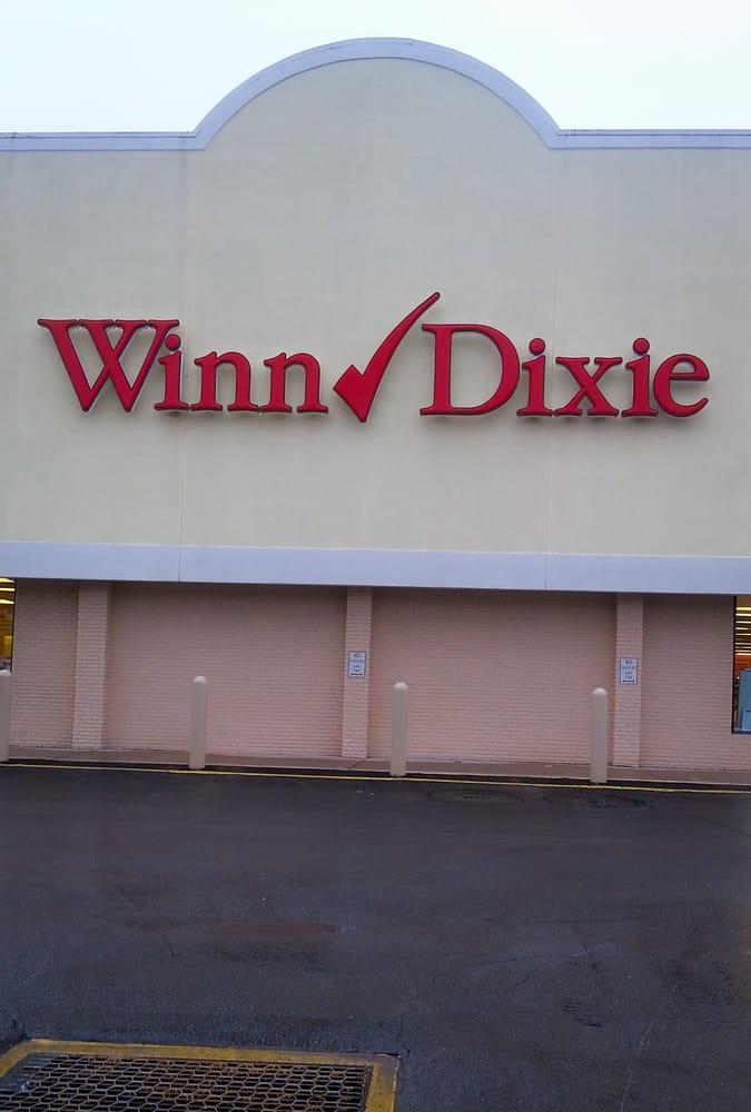 Winn-Dixie: 4478 Lafayette St, Marianna, FL
