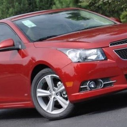 Photo Of Hendrick Chevrolet   Cary, NC, United States. 2012 Chevrolet Cruze