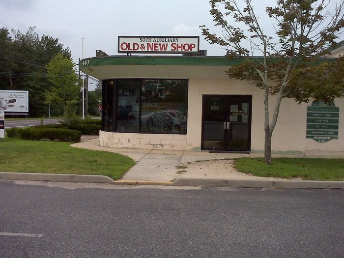 SOCH Auxiliary Old & New Shop - Thrift Stores - 440 E Bay ...