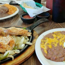 Photo Of Acapulco Restaurant Desoto Tx United States En Fajitas Beans