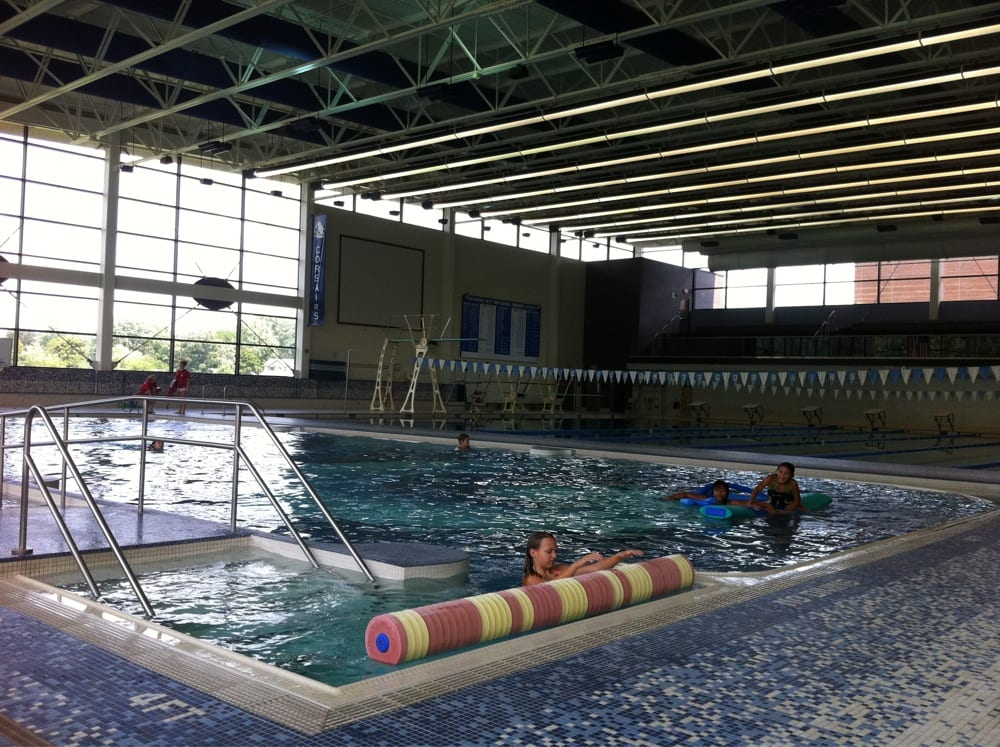 Mott pool and fitness center gyms 1151 scott lake rd for Exercise pool canada