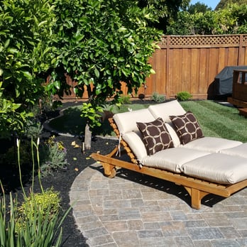 Greenlife Landscaping Design Construction Photos - Patio furniture san jose ca
