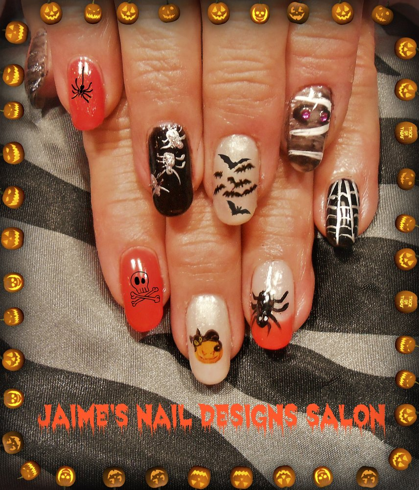 Jaime's Nail Designs Salon: 1376 W Main St, Alliance, OH