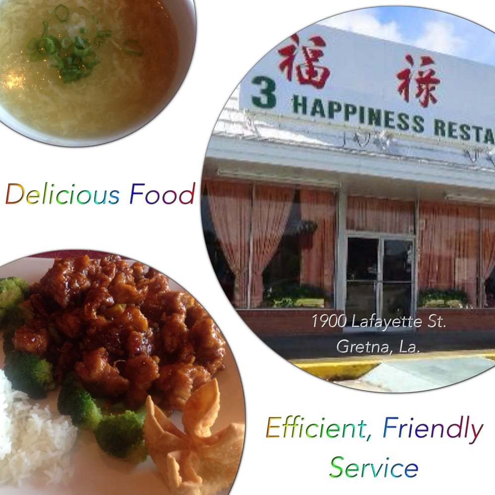 Three happiness restaurant 30 photos 26 reviews for 1900 asian cuisine
