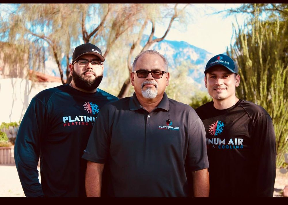 Platinum Air Heating & Cooling: 15969 N Oracle Rd, Tucson, AZ