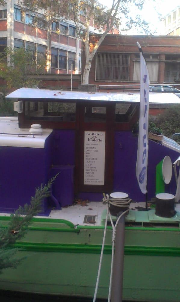 Photos pour la maison de la violette yelp for Maison violette