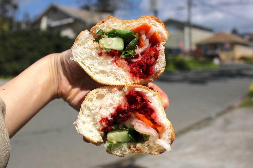Banh Mi Ba Le Vietnamese Sandwich Deli: 10174 San Pablo Ave, El Cerrito, CA