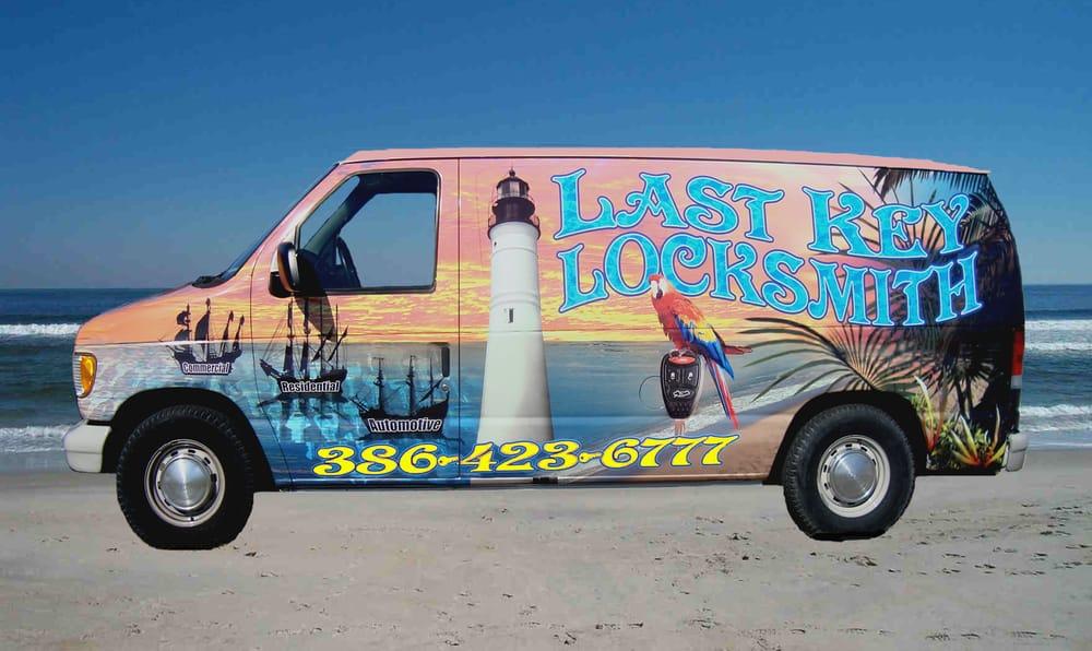 Last Key Locksmith: 76 Heather Point Ct, New Smyrna Beach, FL
