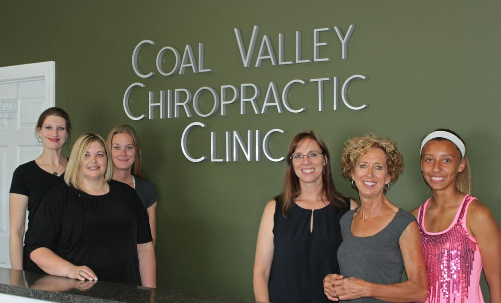 Coal Valley Chiropractic Clinic: 102 W 1st Ave, Coal Valley, IL