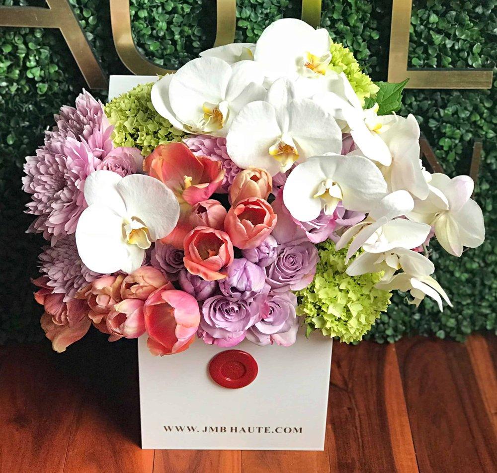 Jmb haute floral design fotos florerías n