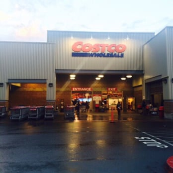 costco store front. photo of costco clackamas or united states store front