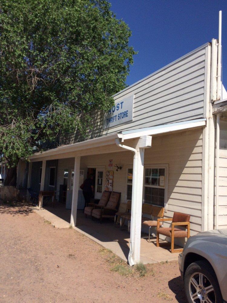 Host Thrift Store: 1846 Arizona Hwy 260, Heber, AZ