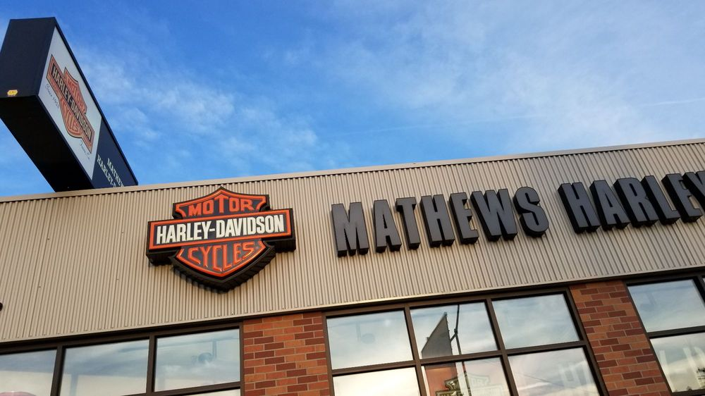 Mathews Harley-Davidson