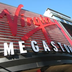 megastore ca Virgin hollywood