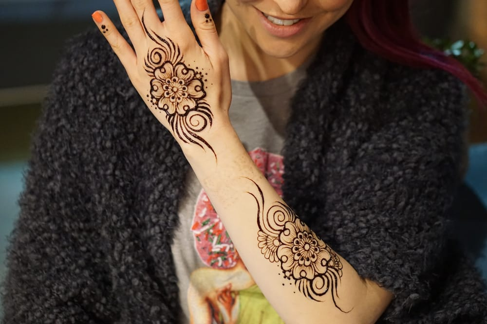 Mehndi Henna Las Vegas : Henna i got from joey in las vegas yelp